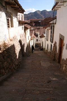 Jack's Cafe in San Blas neighborhood of Cuzco - vegetarian friendly