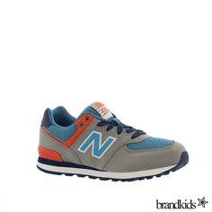 New Balance Kids Sneaker grau - Jungen Sneaker & Sportschuhe €65,00