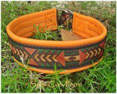 DUKE - Zugstopp Hundehalsband von °Solo-Con-Perro° http://de.dawanda.com/shop/Solo-Con-Perro