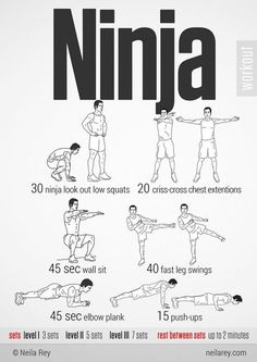 100 workouts you don't need equipment for