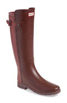 Hunter 'Original Refined' Rain Boot