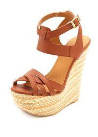 Women's Shoes - Boots, Heels & Sandals: Charlotte Russe