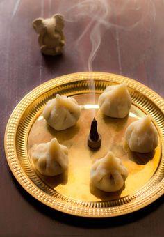 ganesh chaturthi recipes or vinayaka chaturthi recipes - steamed modak or ukadiche modak, puran poli, fried modak, rava modak, patholi, alu vadi or patra recipe.