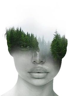 Merging Photographs Mixtures of images merged seamlessly into each other, that's basically the idea of Artist Antonio Mora's compositions. The Artist himself describes his artwork as 'cocktails'. By combining various photographs of human beings and nature sceneries, he creates interesting, surreal pieces of art.