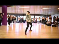 "Laure Courtellemont - Global Dance Centre - 2012 - YouTube - ""Wow...she's awesome!"""