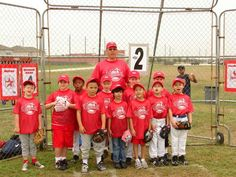 Me when I was 8. I played softball