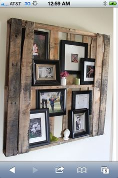 Pallets n' photos