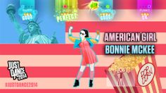 American Girl by Bonnie McKee is available for purchase and download on Just Dance 2014!