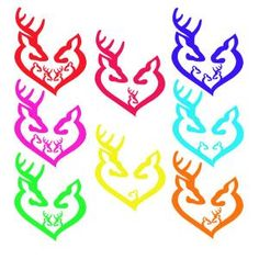 Deer Hunting Doe Svg Cuttable Designs. Top right, in blue, is what we need!