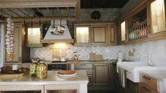10 hermosas cocinas al estilo tradicional - http://www.decoracion2014.com/ideas-de-decoracion/10-hermosas-cocinas-al-estilo-tradicional/