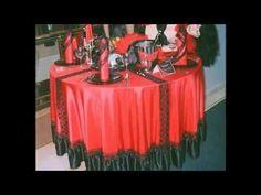 Скатерти на стол - жизненно необходимый атрибут для праздника и банкета. Накрытие столов скатертью играет важную роль в общем оформлении торжества. Завершающ...