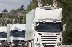 eHighway : une autoroute qui transforme les camions en tramways