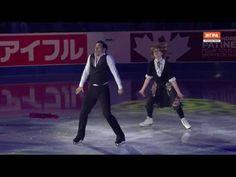 Anna Cappellini / Luca Lanotte - Funny performance EX 2016 Skate Canada - YouTube