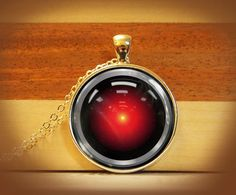 Hal 9000 2001 Space Odyssey pendent