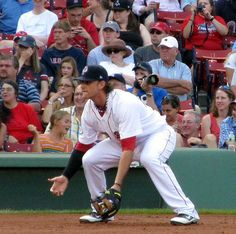 Will Middlebrooks during the Futures at Fenway game.