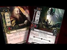 Lord of the Rings Card Game PART 05 - YouTube