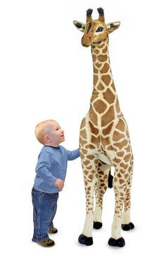 Melissa & Doug Oversized Giraffe available at #Nordstrom