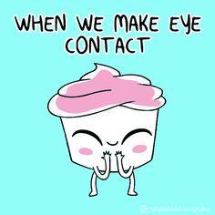 Der Good Advice Cupcake hat die süßeste Merch Line, und ich will alles - Cupcake Puns, Cupcake Toppers, Cupcake Cakes, Valentine Cupcakes, Pink Cupcakes, Best Advice Quotes, Good Advice, Baking Desserts, Health Desserts
