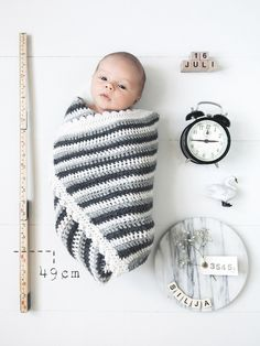 Geboortekaart idee