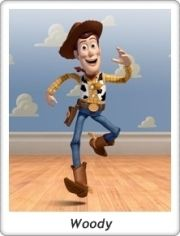 Woody /  Toy Story / Toy Story 2 / Toy Story 3 / Pixar / John Lasseter