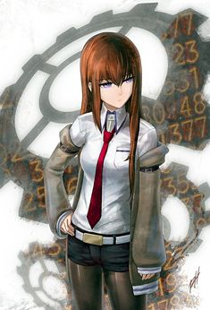Safebooru is a anime and manga picture search engine, images are being updated hourly. Steins Gate 0, Kawaii, Anime Lovers, Steins, Anime, Anime Characters, Kurisu Makise, Anime Style, Manga