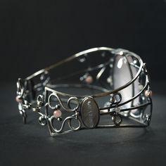 Lady P. - bracelet 2 by AMARENOstyle on deviantART