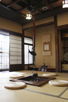 Japanese traditional interior