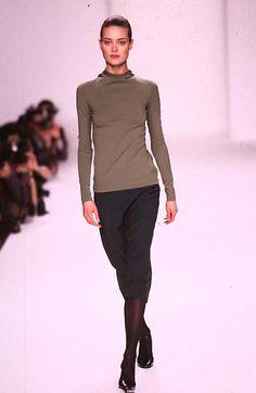 Calvin Klein - Ready-to-Wear - Runway Collection - WomenFall / Winter 1996