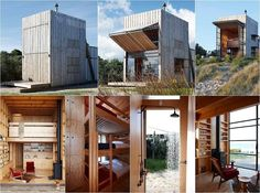 fold out house