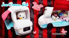 Preview: Micro Ice Cream Truck Tsum Tsum Bag Set