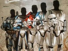 Evolution of the Clones