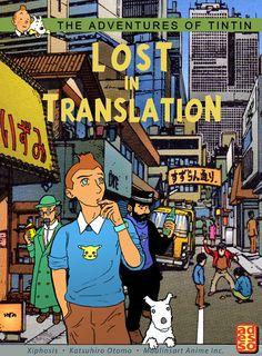 Tintin - Lost in translation