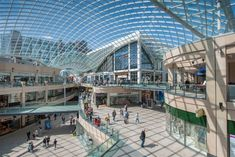 Trinity Leeds shopping centre. Home to Phillip Stoner the Jeweller.