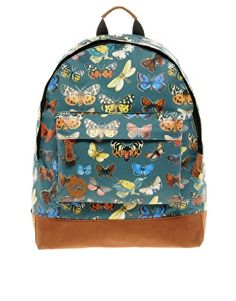 Mi-Pac Butterfly Backpack