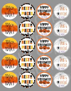 J Smith, Treat Bags, Halloween Treats, Ink, Stickers, Goodie Bags, Treat Holder, India Ink, Decals