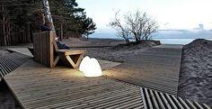 Golfo di Riga Saulkastri Lettonia Substance http://www.architetturaecosostenibile.it/architettura/del-paesaggio/riga-passerella-legno-416/