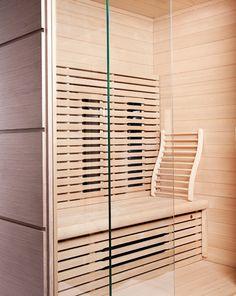 Infrarood sauna - Novus 150 binnenkant