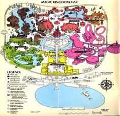 Magic Kingdom (WDW) - 1991