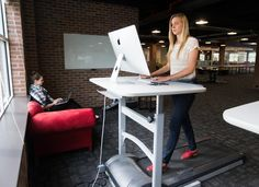 How to approach your boss about a treadmill desk - http://scienceblog.com/77946/how-to-approach-your-boss-about-a-treadmill-desk/
