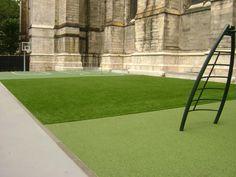 EasyTurf artificial turf installation www.easyturf.com l outdoor living l backyard l artificial turf l fake grass l sports l children l play area