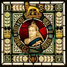 Image result for victorian stained glass heraldic window