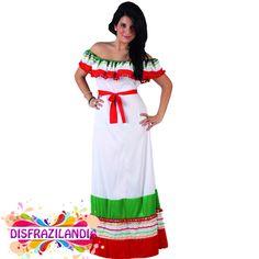 Disfraz Mexicana - Disfrazilandia