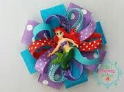 Little mermaid loopy