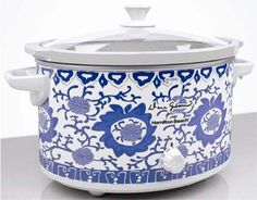 Um its chinoiserie slow cooker... I need this.