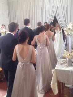 Bridesmaid Dresses, Wedding Dresses, Our Wedding, Fashion, Bride Maid Dresses, Bride Gowns, Wedding Gowns, Moda, La Mode