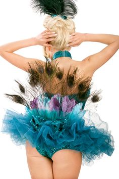 halloween costume burlesque, pin up, saloon girl