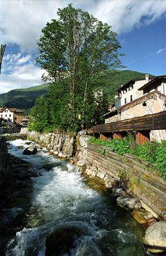 Lombardia, Ponte di legno by bizzo_65, via Flickr