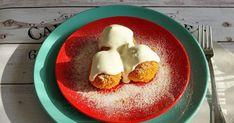 Blog gluténmentes ételekről Eggs, Pudding, Breakfast, Desserts, Food, Morning Coffee, Meal, Egg, Custard Pudding