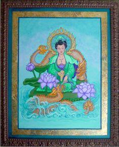 Quan Yin by Merry Norris