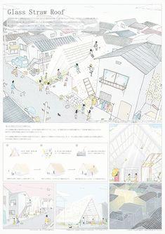 Interesting Find A Career In Architecture Ideas. Admirable Find A Career In Architecture Ideas. Architecture Design, Architecture Presentation Board, Architecture Panel, Architecture Drawings, Landscape Architecture, Landscape Design, Presentation Boards, Japan Design, Design Maternelle